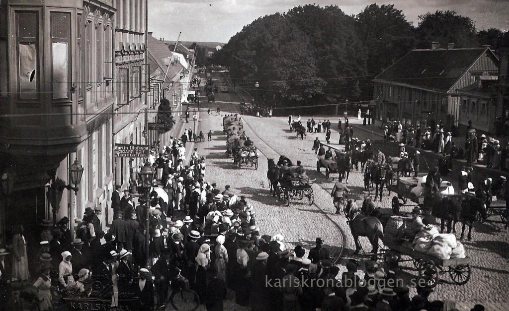 Mobilisering augusti 1914