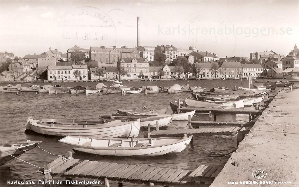Parti från Fiskbrofjärden