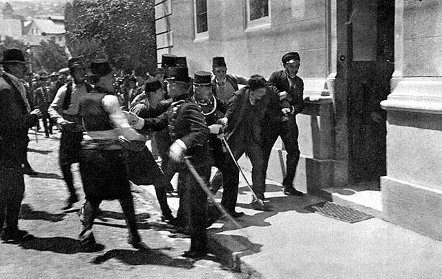 """""""Skotten i Sarajevo"""""""