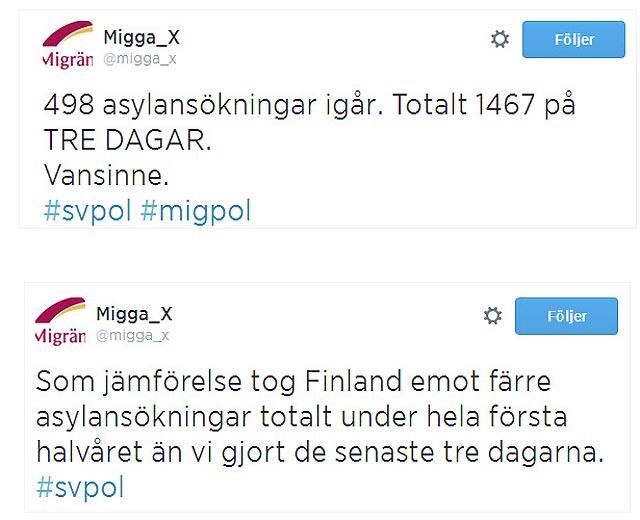 Sverige vs. Finland