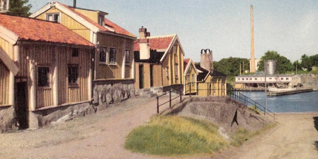 På tal om Björkholmen