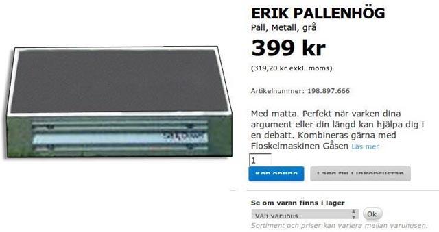 Erik Pallenhög