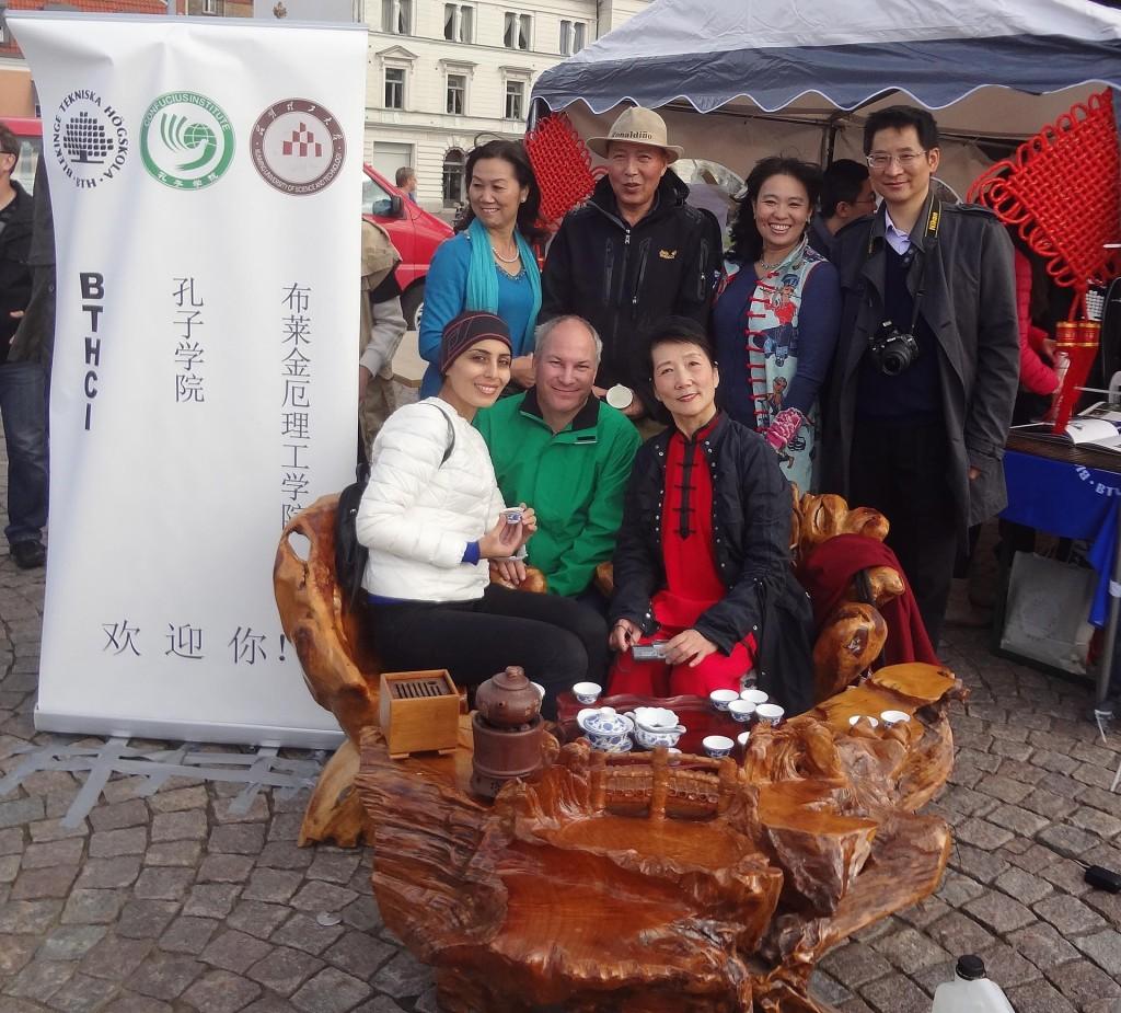 Konfuciusdagen - bilder