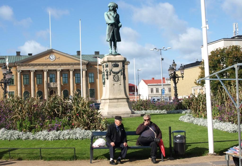 Tre Karlskronaprofiler