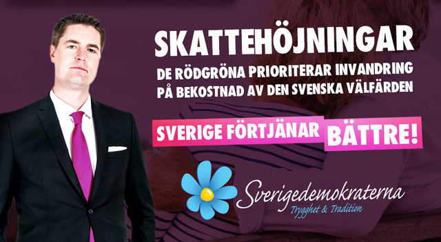 Lysande Oscar Sjöstedt!