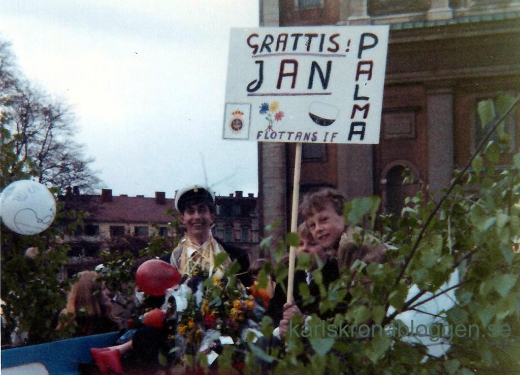 Sista studenterna 1968