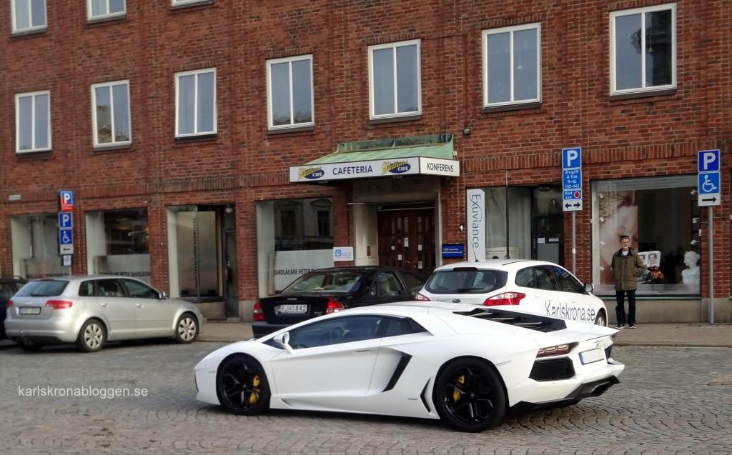 """Lamborghini i """"staun"""""""