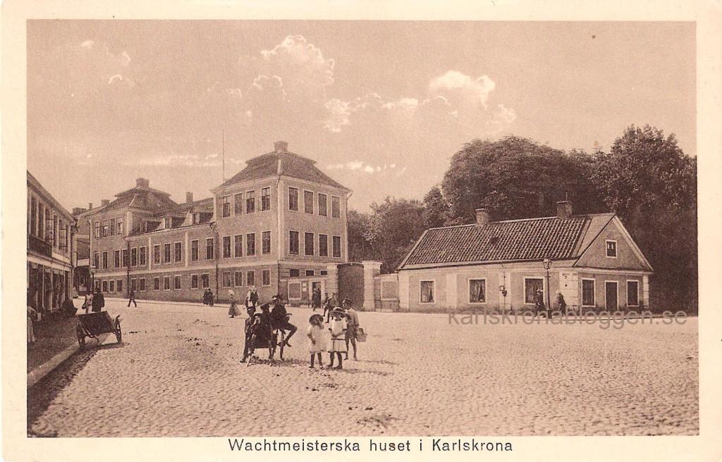 Wachtmeisterska huset