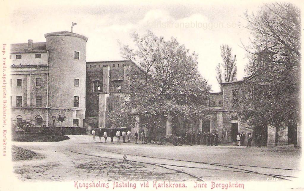 Kungsholms fästning 1902