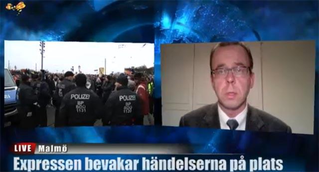 Misslyckat Pegida Sverige
