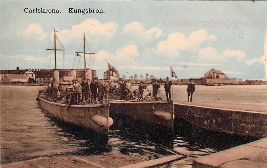 Kungsbron med Kungshall