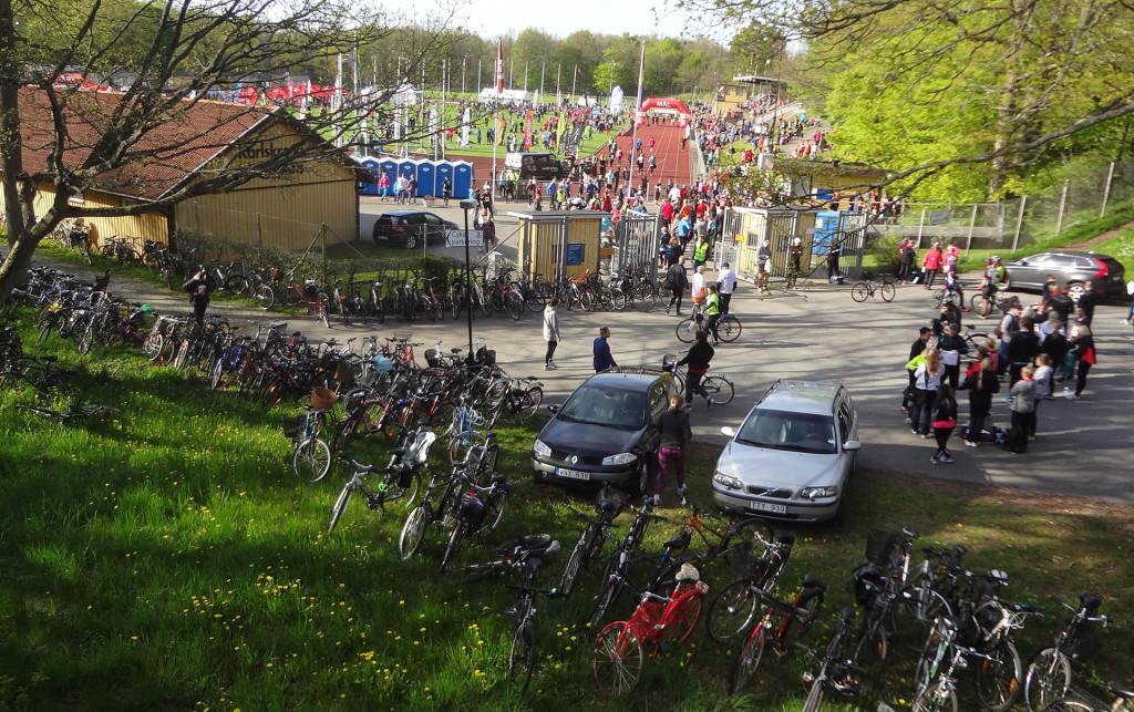 """Blodomloppet"" 2015 i Karlskrona"
