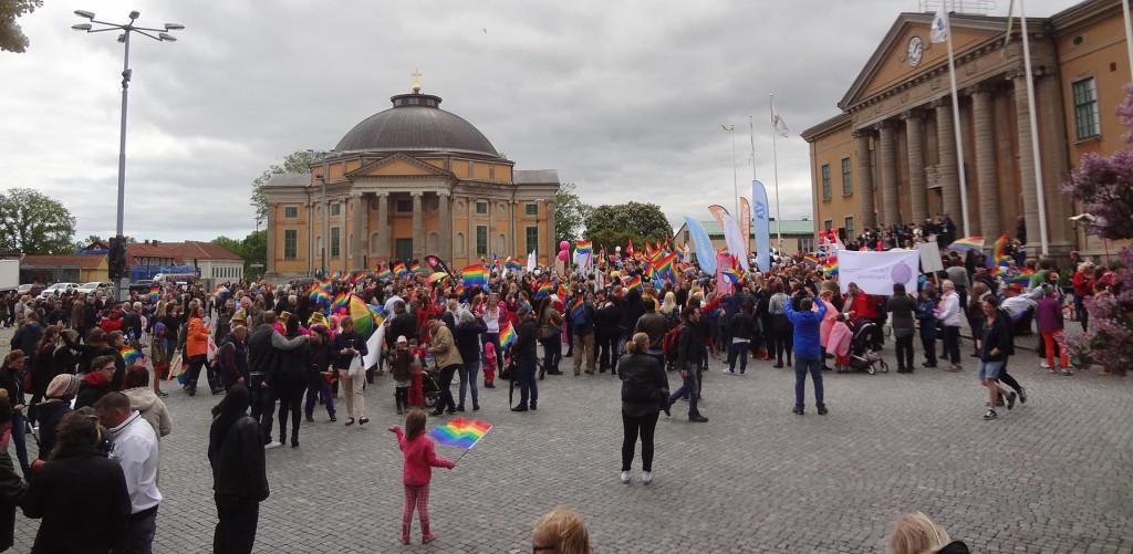 Karlskrona Pride 2015
