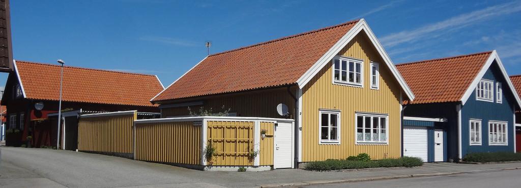 Dyrt att bo på Björkholmen