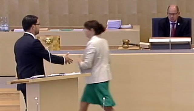 Svagt av Åsa Romson (MP)