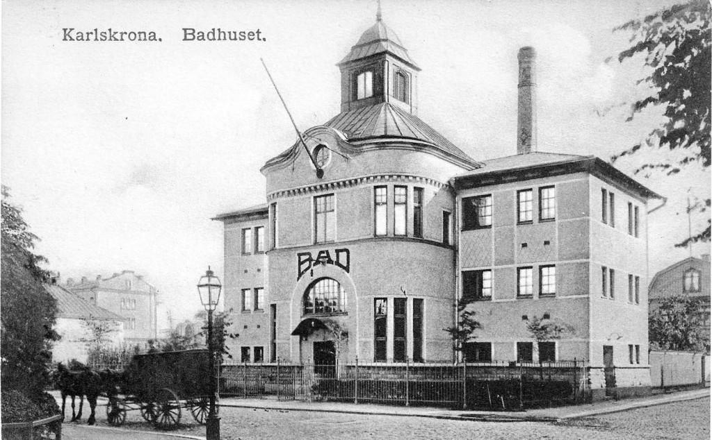 Varmbadhuset 1906