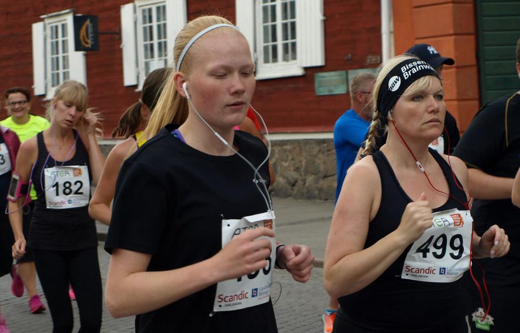 Karlskrona Stadslopp den 30 juli 2015