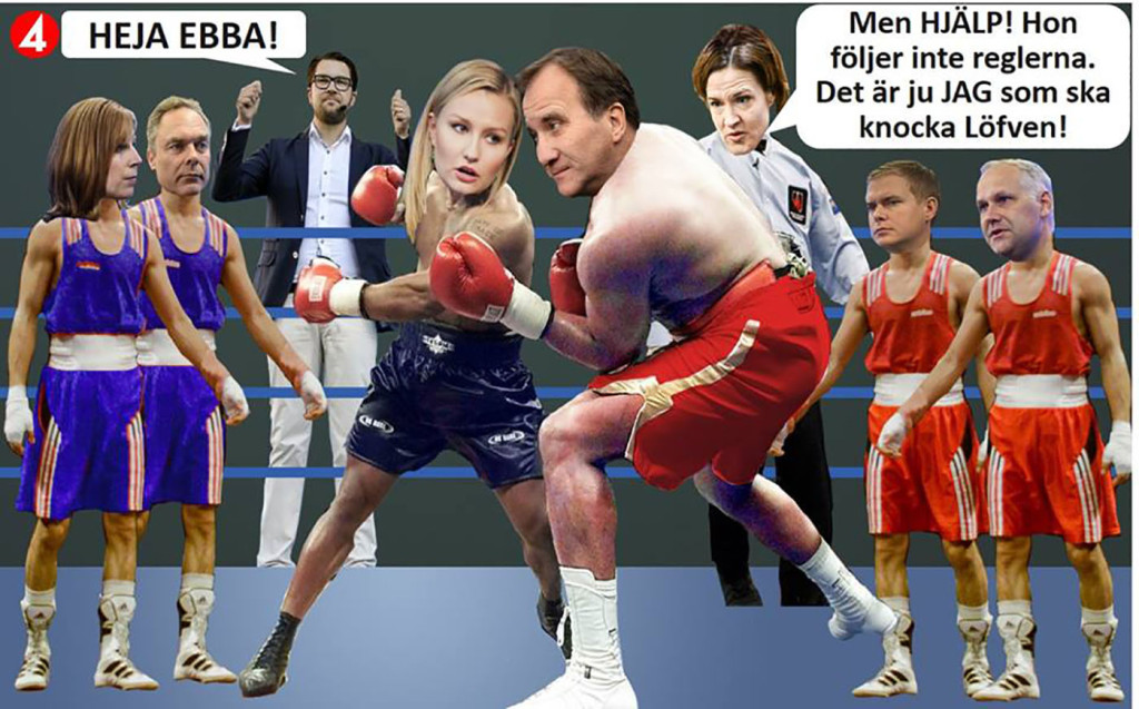 Ebba vs. Löfven