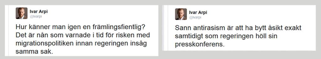 Bra av Ivar Arpi på Svenska Dagbladet