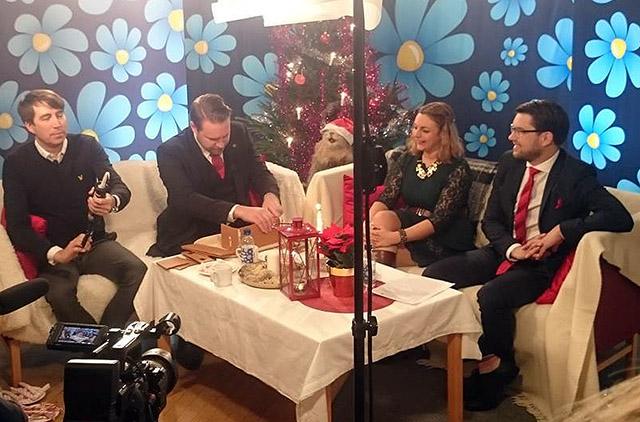 Alternativ TV på julafton