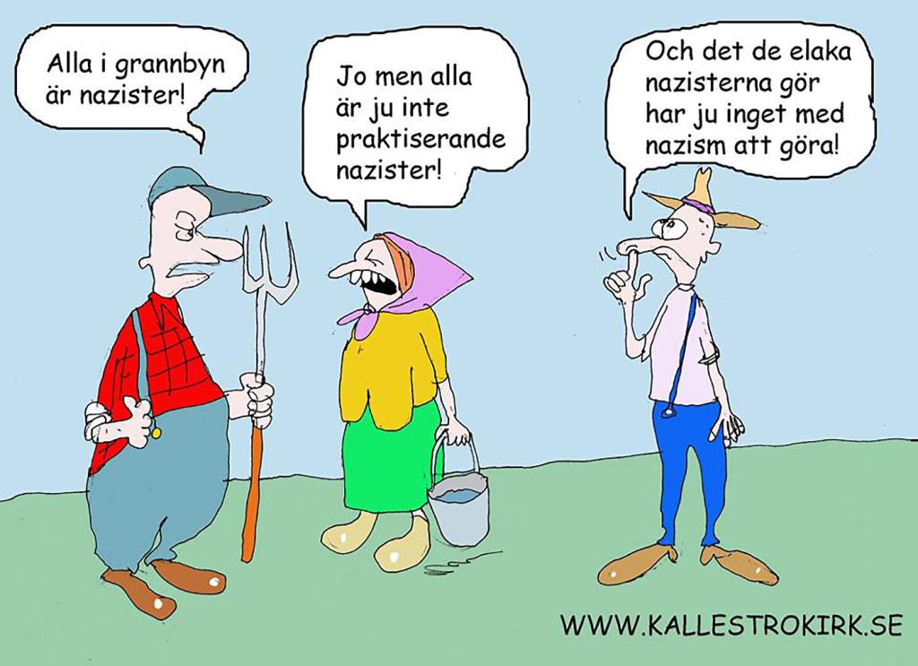"""Kalle om """"Nazism vs. Islam"""""""