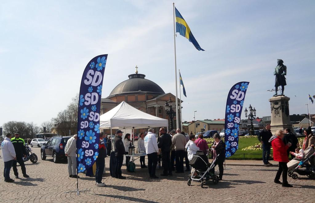 Sverigedemokraternas 1 maj