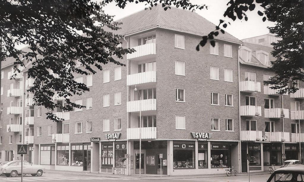"""""""Sveas hörna"""" 1958"""