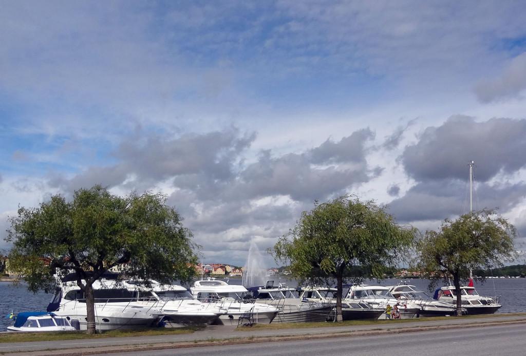 Ta båten till Karlskrona Skärgårdsfest