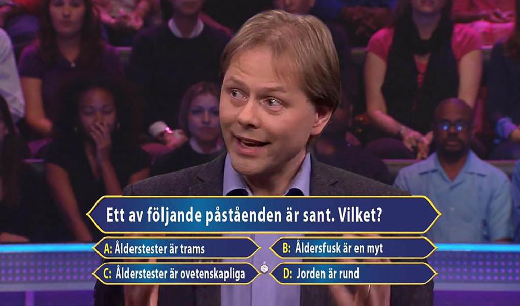 Fel svar Anders Lindberg!