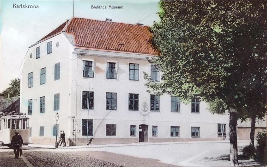 """Gamla """"Blekinge Museum"""""""
