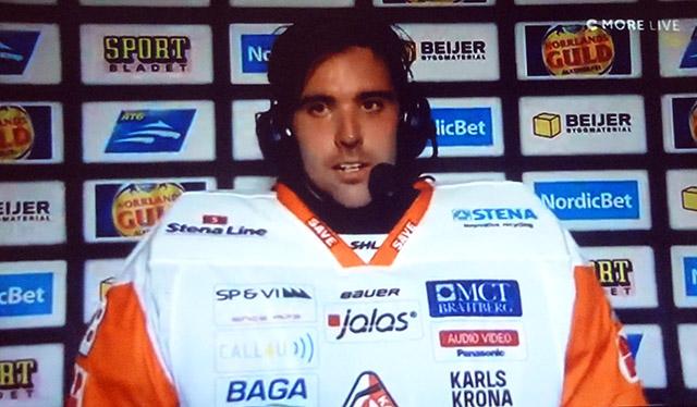 Johannes Jönsson höll nollan mot Djurgården