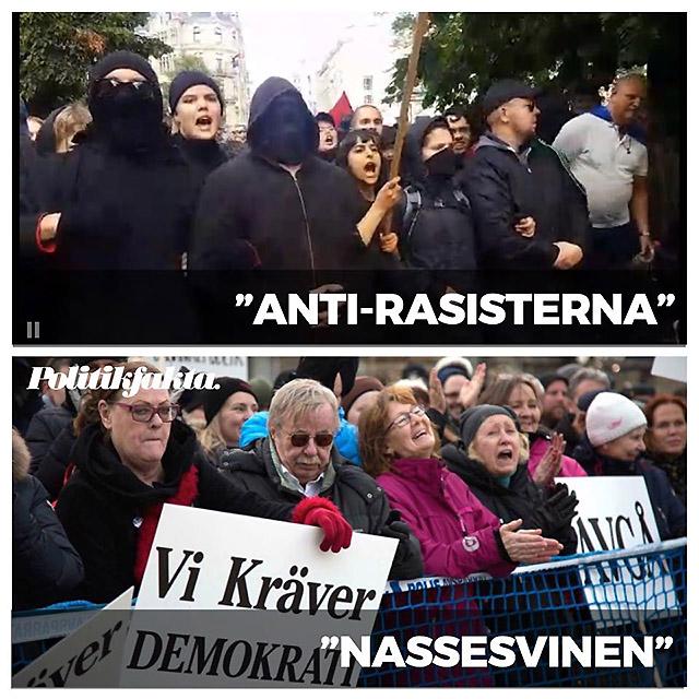 """Femte """"Folkets Demonstration"""""""