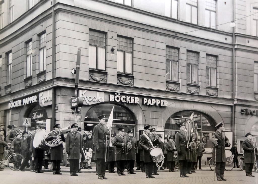 Krooks 100-årsjubileum 1961