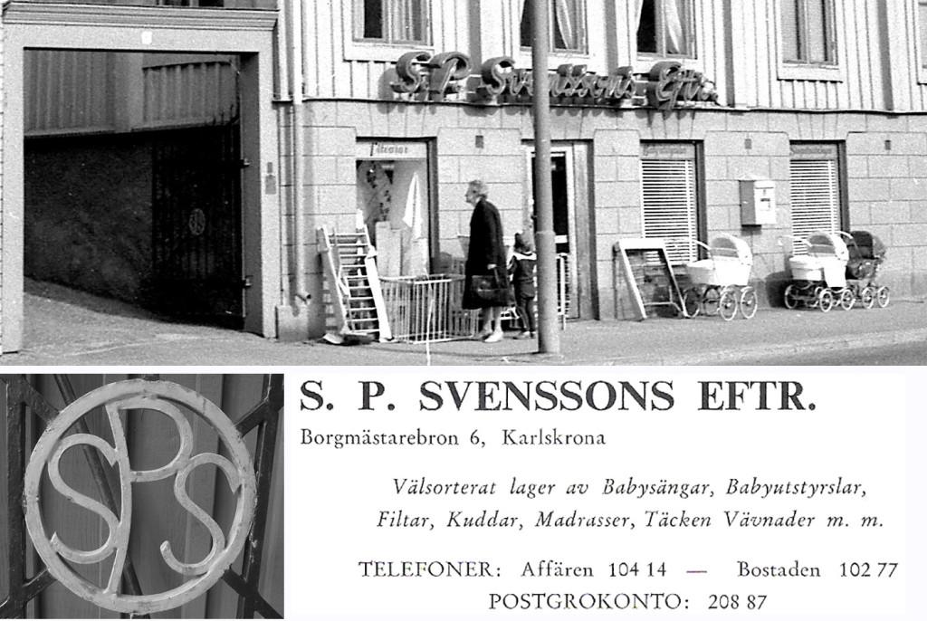 """S.P. Svenssons Eftr."""