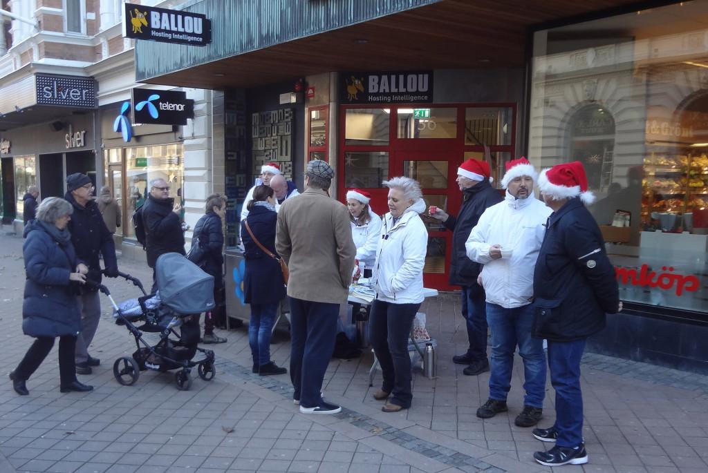 1:a Advent - SD Karlskrona