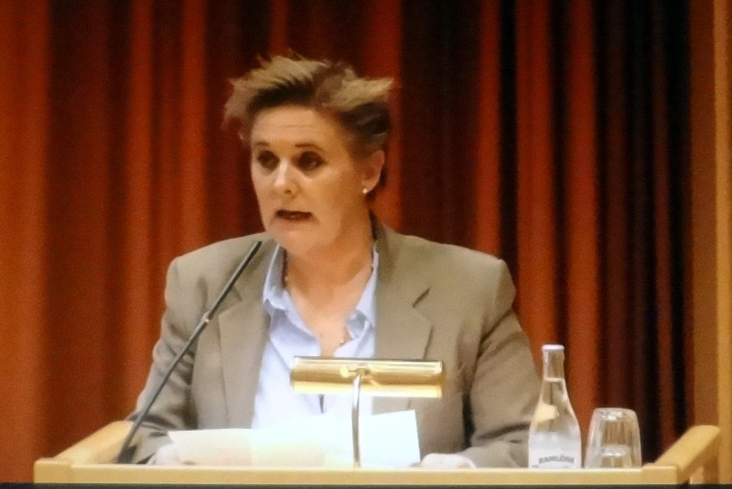 Kommunfullmäktige 2016-11-24 - Lotta Antman (SD)
