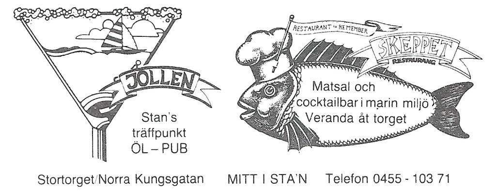 Skeppet & Jollen