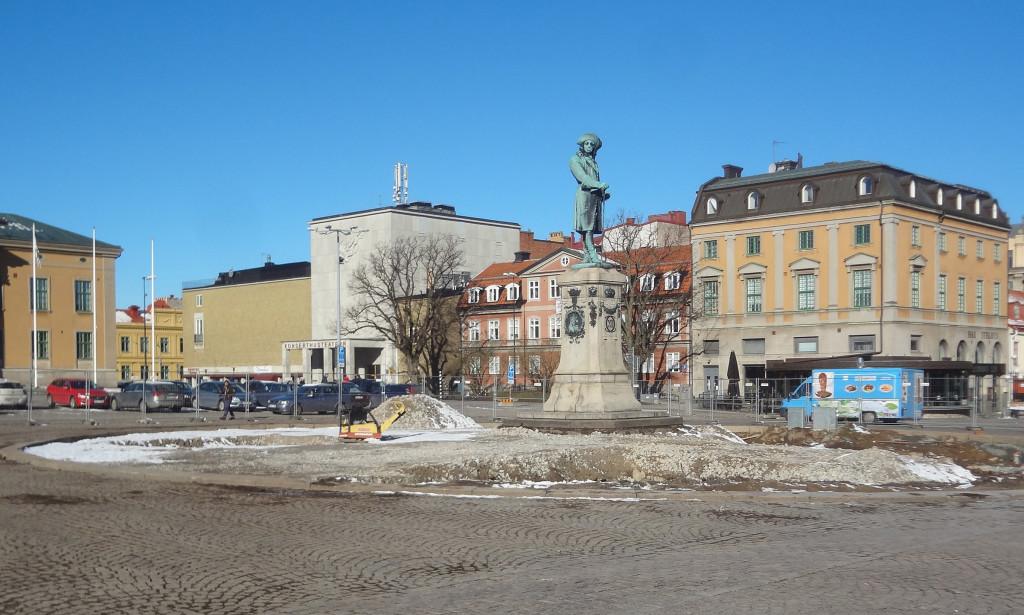 Frågan som delar Karlskrona