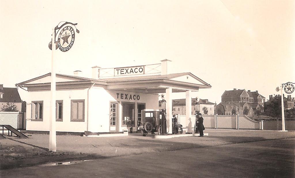 Texaco i Tullparken, Karlskrona