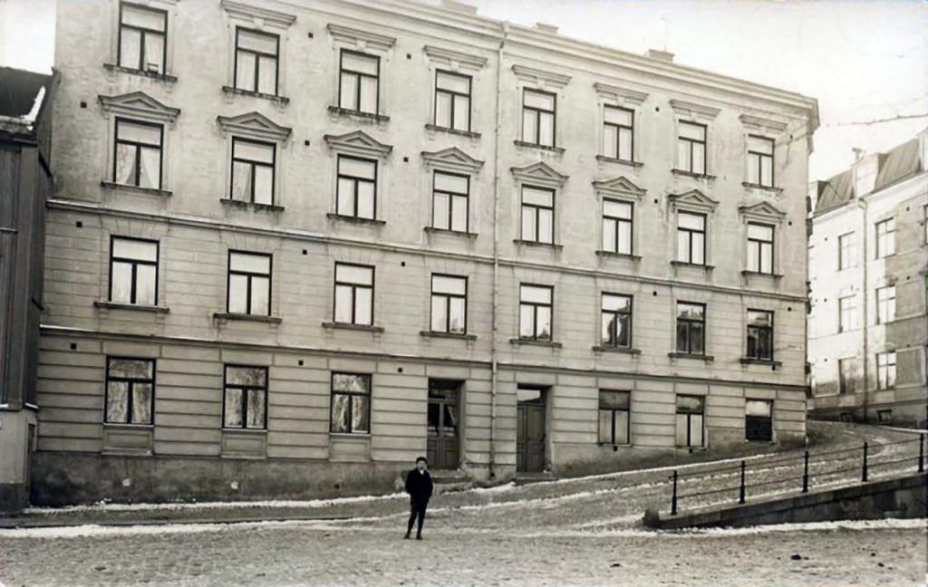 Drottninggatan 15 cirka 1920