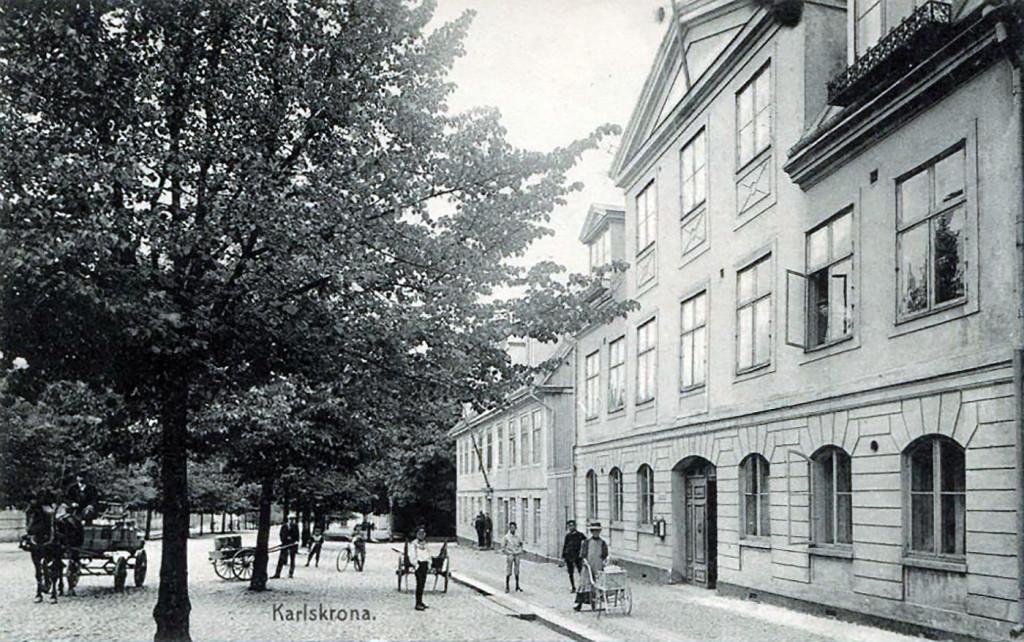 Örlogshemmet 1903
