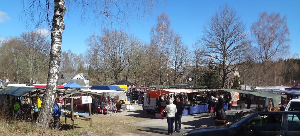 Holmsjö vårmarknad 2017