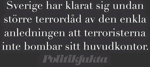 Terrordådet i Stockholm