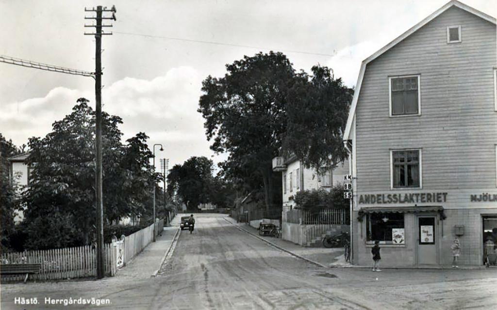Herrgårdsvägen 1951