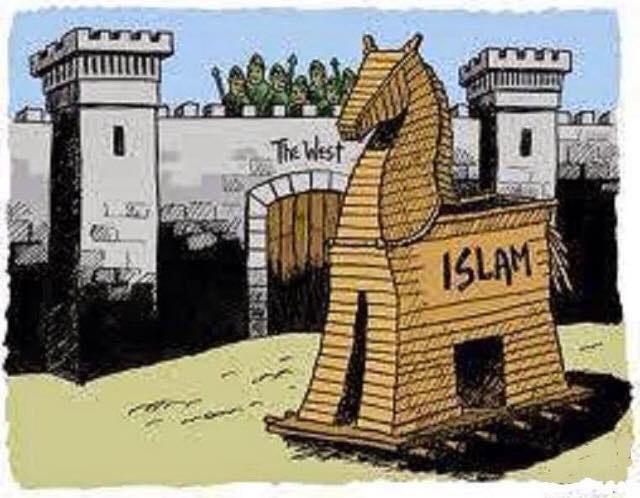"""""""Trojanska hästen..."""""""