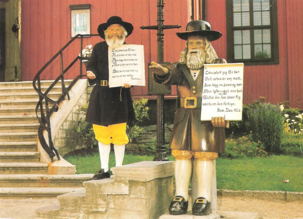 Lahti Svensson och Matts Rosenbom