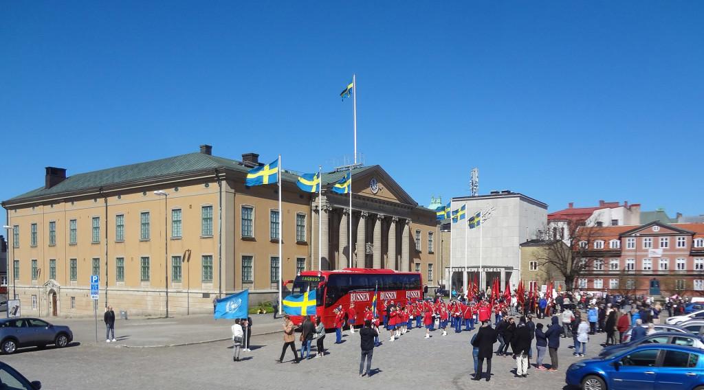 (S) 1 maj i Karlskrona