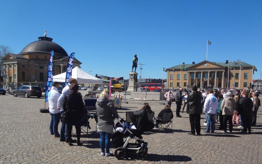 (SD) 1 maj i Karlskrona