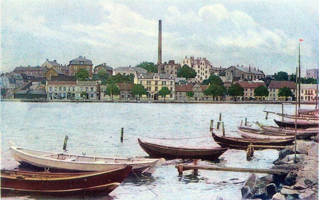 Borgmästarefjärden 1911
