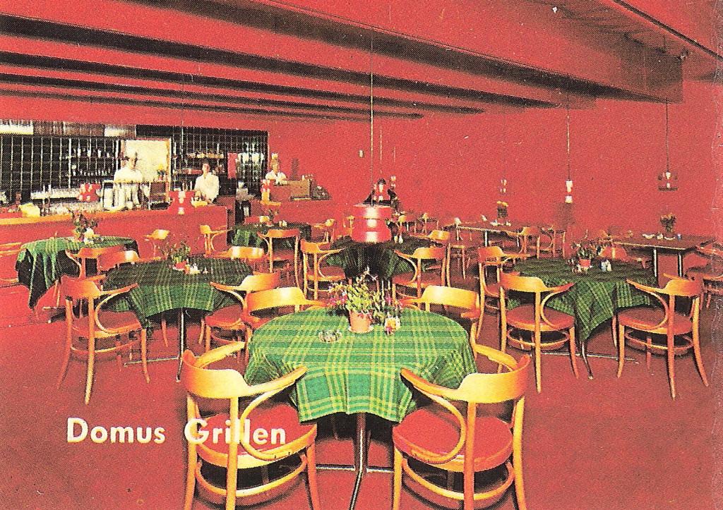 50 år sedan nya Domusvaruhuset invigdes